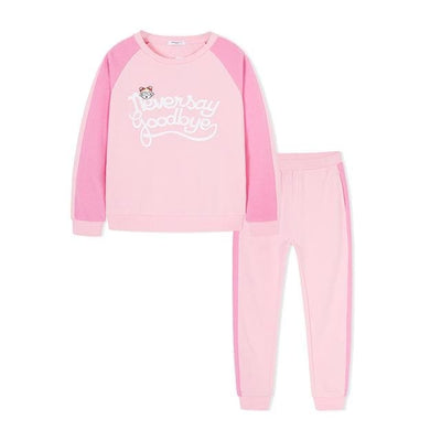 Spring Outfit - Pink / 6Y - Girls