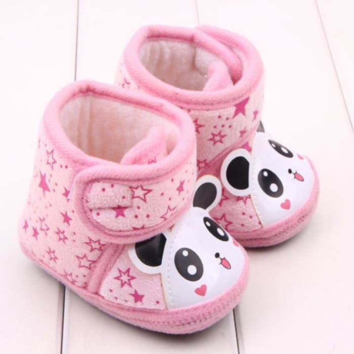 Summer Autumn Infant First Walkers Boys Winter Soft Sole Shoes - Baby Girls