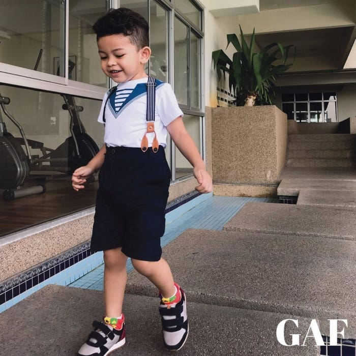 Summer Boys Clothing Set Party Gentlemen 2Pcs - Boys