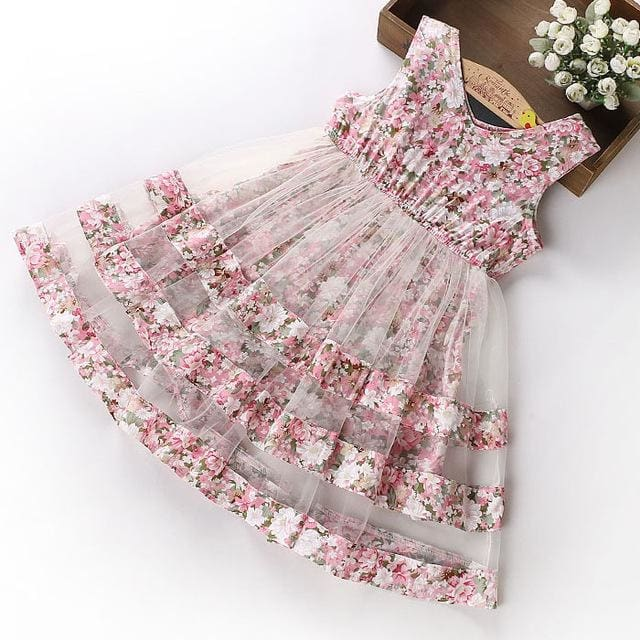 Summer Kids Clothing Girls Dresses Bohemian Sets - Girls