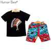 Summer Kids Clothing Sets Shirt + Pants 2Pcs - Boys