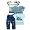 Summer New Kids Boys Clothing Sets - Boys