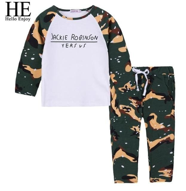 Toddler Boy Spring Collection - Boys