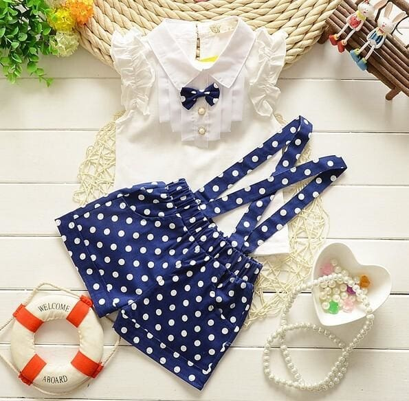 Toddler Girls Summer Clothes - Girls
