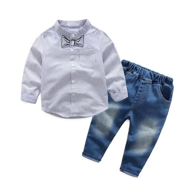 Top Jean Denim - Boys - Outfit