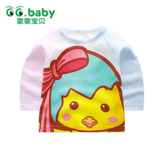 Tops Tees Long Sleeve Baby Boys - Baby Boys