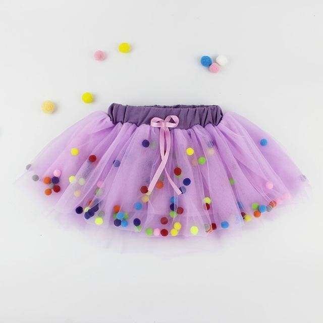 Tutu Skirts Princess Party Wedding Ball Gown - Girls