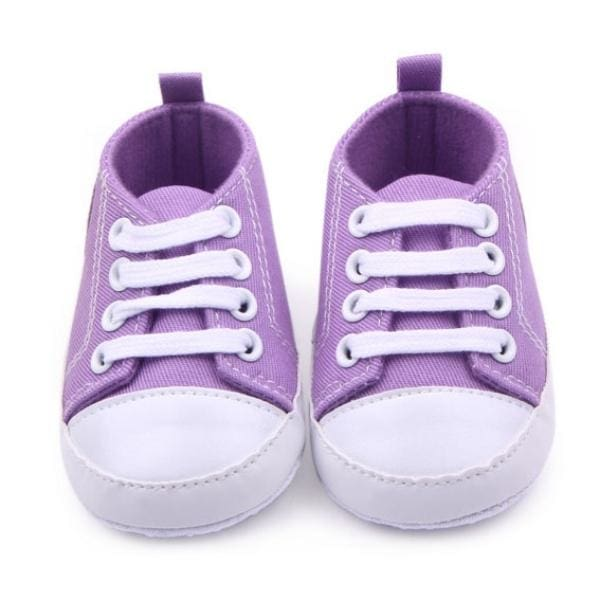 Unisex Baby Anti-Slip Soft Sole Crib Shoes Sneakers - Baby Boys