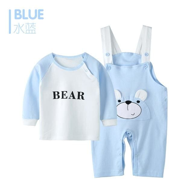 Winter Baby Boy Jumper Set - Baby Girls