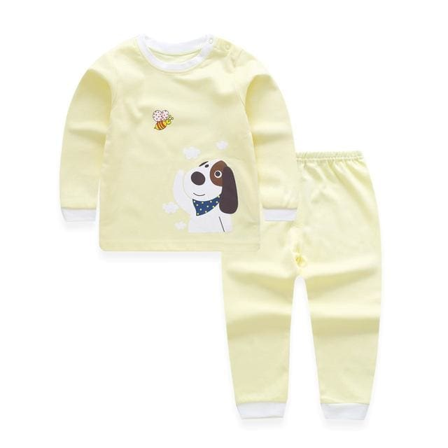 Winter Baby Boy Sets Long Sleeve - Baby Girls
