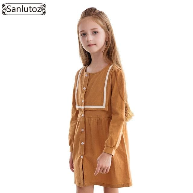 Winter Dress For Girls - Girls