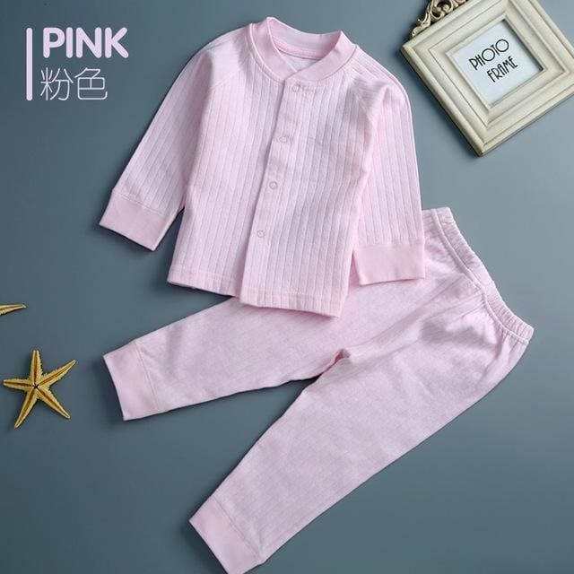 Winter Newborn Baby Sets Clothes Long Sleeve - Baby Girls