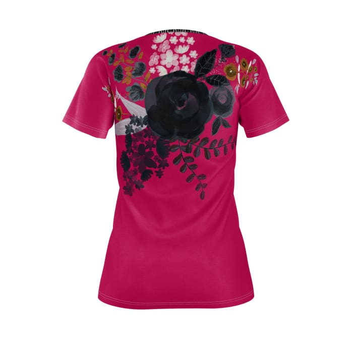 (Women) Fragrance Black Rose - Shirt