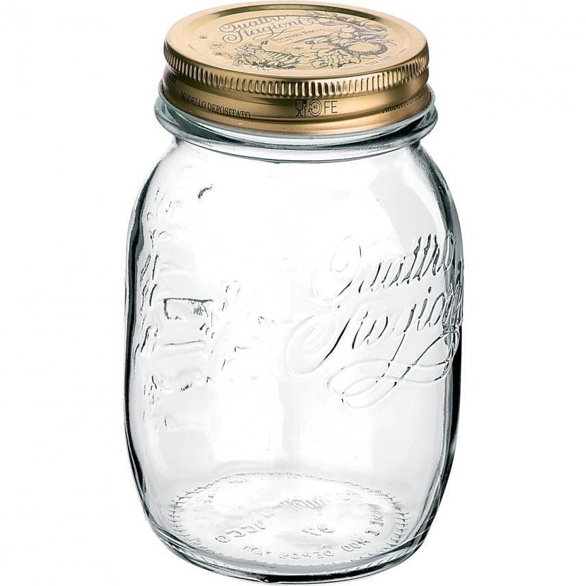 Bormioli Rocco Stagioni Jar 500ml - Kitchenalia Westboro