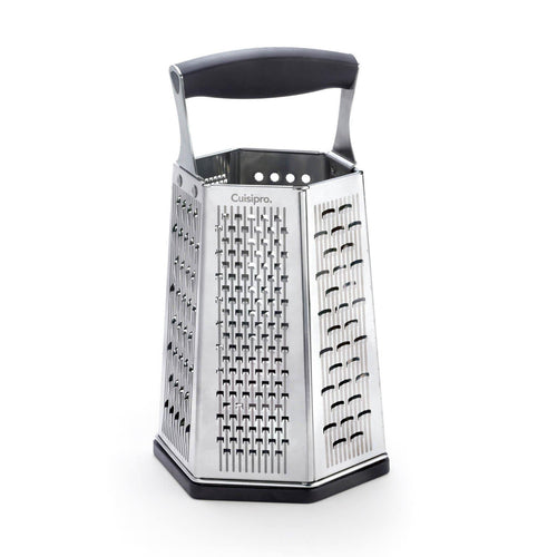 Cuisipro 6 Sided Box Grater