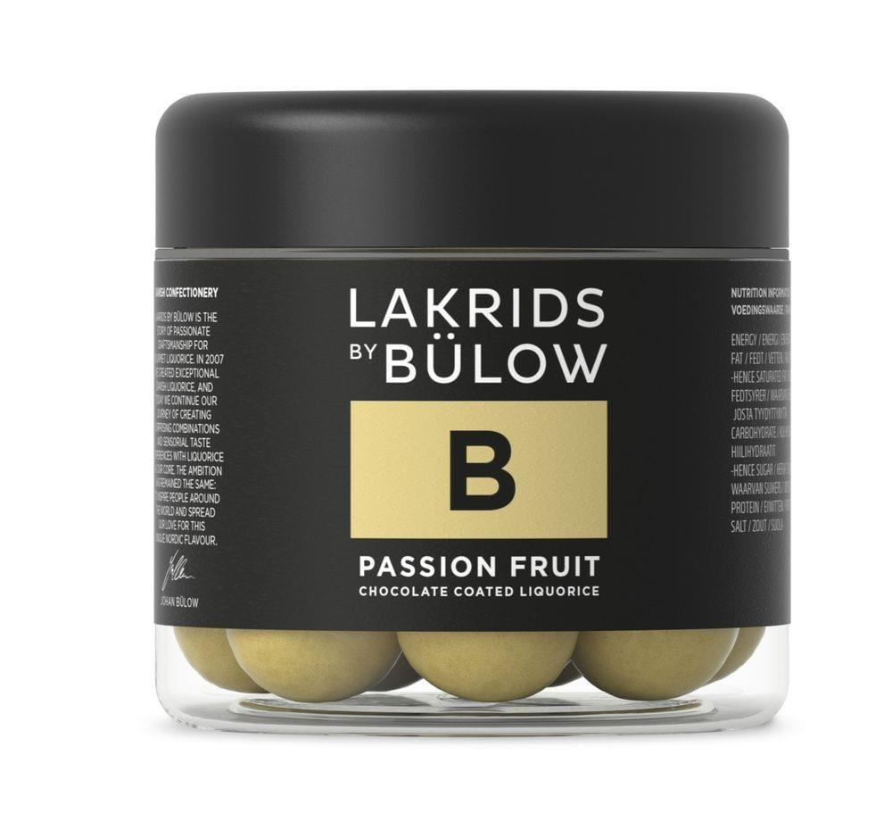 Lakrids by Bulow B - Passion Fruit  125g