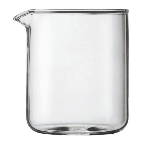 Bodum 4 Cup Spare Glass With Lip