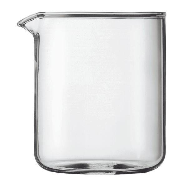 Bodum 4 Cup Spare Glass With Lip - Kitchenalia Westboro