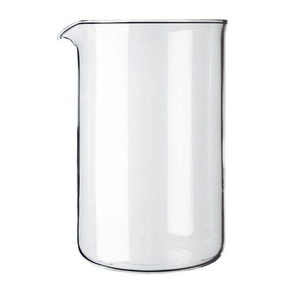 Bodum 12 Cup Spare Glass With Lip - Kitchenalia Westboro