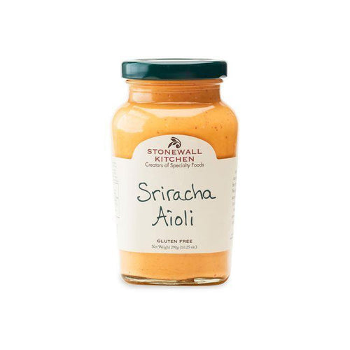 Stonewall Kitchen Sriracha Aioli 10oz