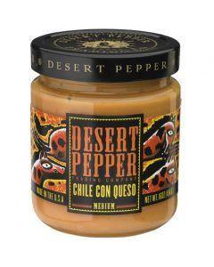 Desert Pepper Chile Con Queso - Medium 454g
