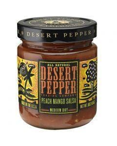 Desert Pepper Peach Mango - Medium 454g