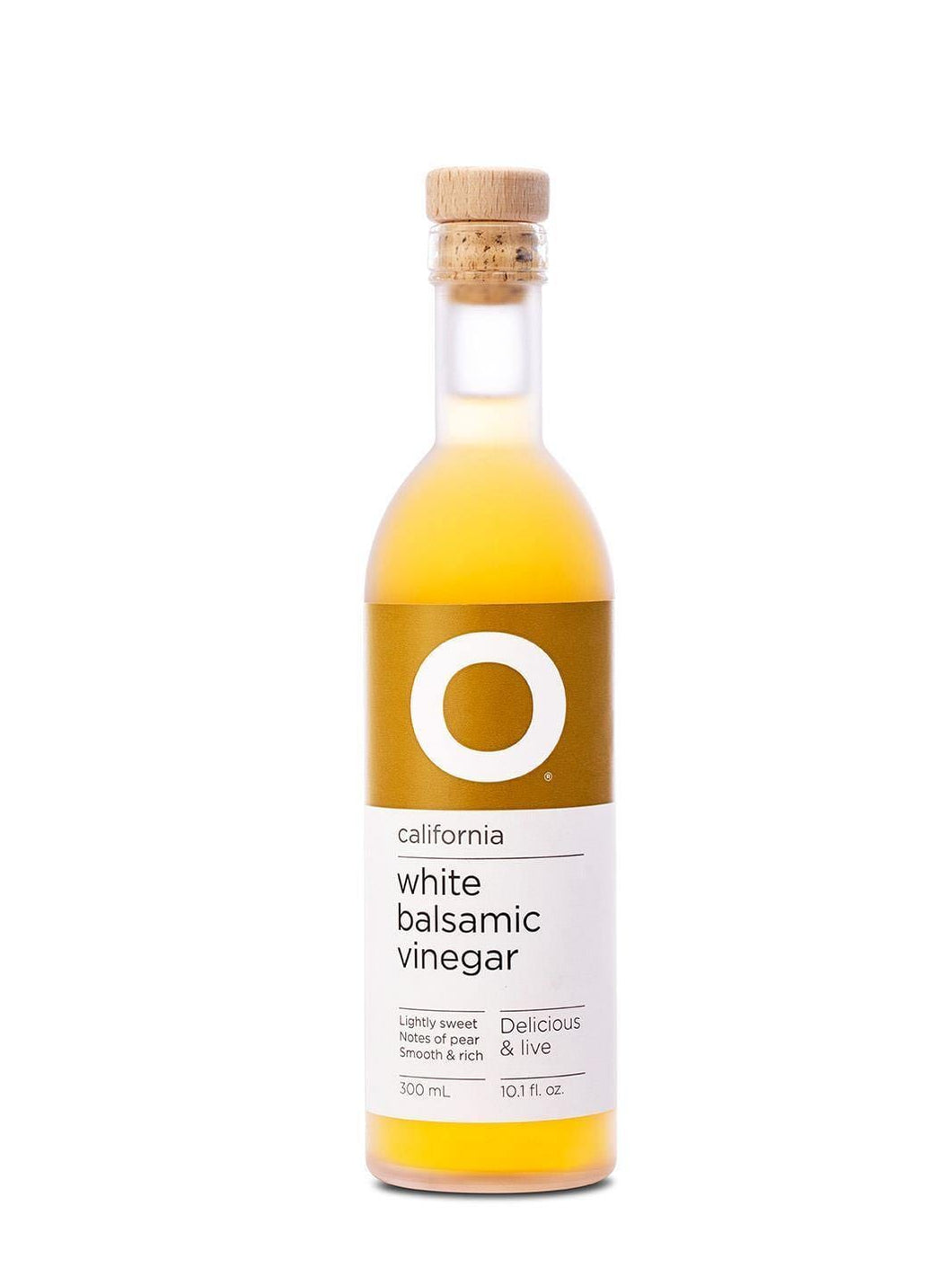 O, White Balsamic Vinegar 300ml