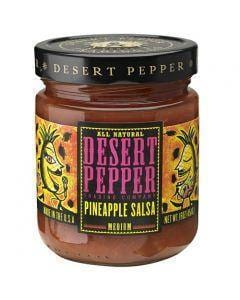 Desert Pepper Pineapple Salsa - Medium 454g