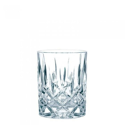 Nachtmann Noblesse Double Old Fashioned Glass Set Of 4