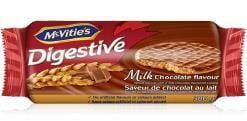 McVities Digestive Milk Chocolate Cookies 300g