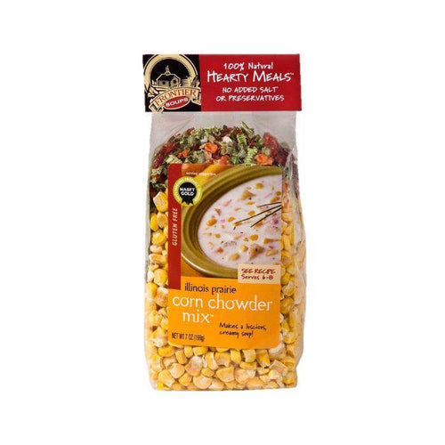 Frontier Corn Chowder Soup Hearty Meals 198g