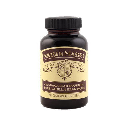 Neilsen-Massey Madagascar Bourbon Vanilla Bean Paste 4 fl oz