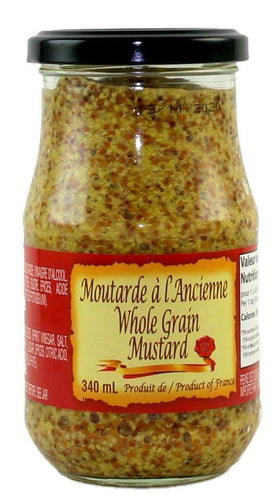 Acema Whole Grain Mustard - 340ml