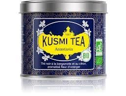 Kusmi Anastasia Black Tea Tin 100g