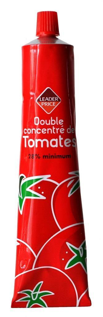 Leader Price Tomato Paste Double Concentrate - 150g