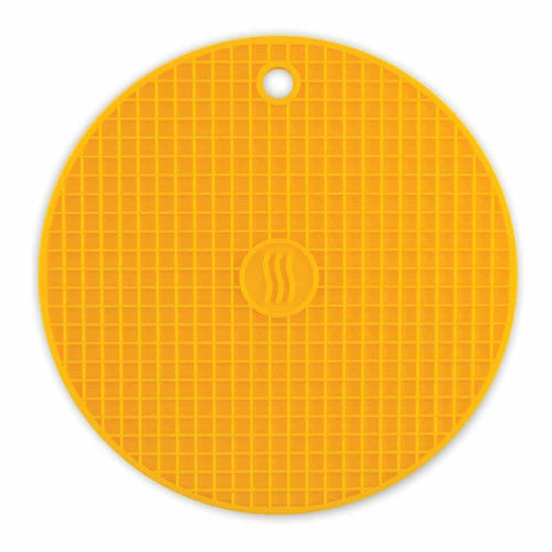 Thermoworks Silicone Trivet Yellow