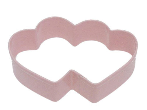 R&M Double Heart Cookie Cutter