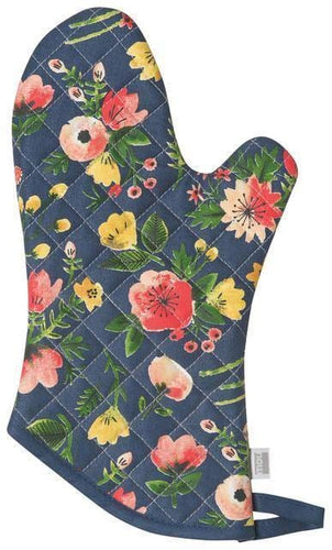 Now Designs Basic Oven Mitts Midnight Garden