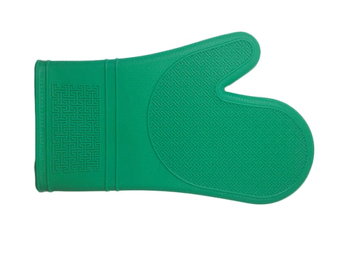 Portstyle Silicone Oven Mitt Emerald Green