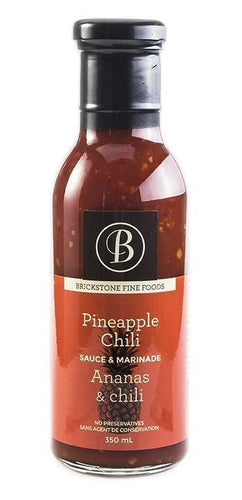 Brickstone Pineapple Chili Sauce 350ml