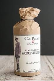 Colonel Pabst Worcestershire Malt - 473ml