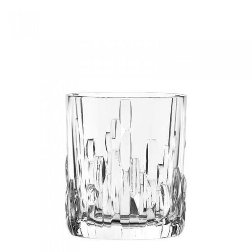 Nachtmann Shu Fa Double Old Fashioned Glass Set Of 4