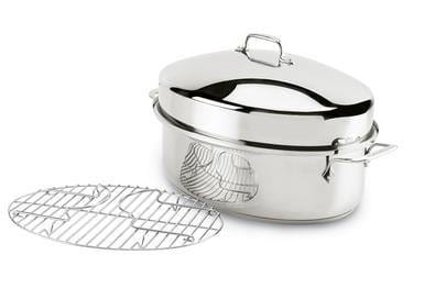 All-Clad Covered Oval Roaster - Kitchenalia Westboro
