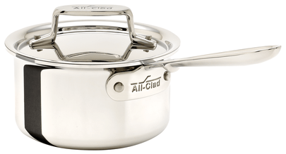 All-Clad D5 1.5Qt/1.4L Stainless Steel Sauce Pan