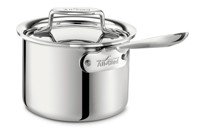 All-Clad D5 2Qt/1.9L Stainless Steel Sauce Pan - Kitchenalia Westboro