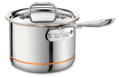 All-Clad Copper Core 2Qt/1.9L Stainless Steel Sauce Pan