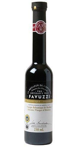 Favuzzi Organic Essential Balsamic 250ml