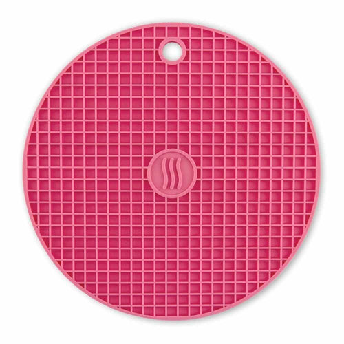 Thermoworks Silicone Trivet Pink