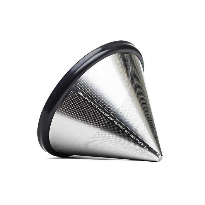 Able Stainless Steel Cone Filter - Kitchenalia Westboro