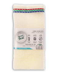 Worlds Best Linen Dishcloth
